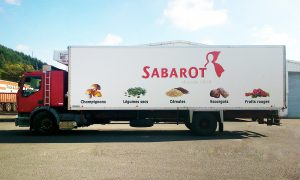Sabarot Transport camion