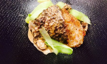 Calf sweetbread with Morels
