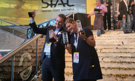 Great success for Sabarot at SIAL 2016!
