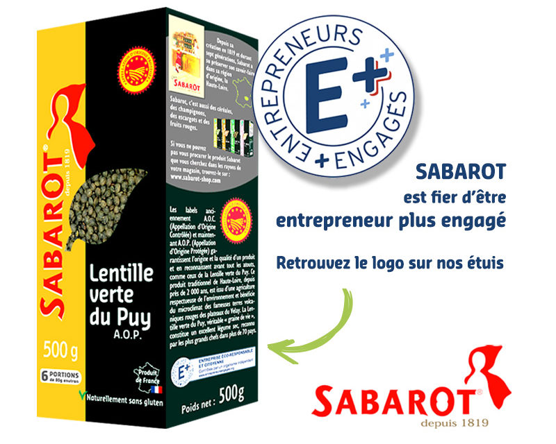 Sabarot, a more committed entrepreneur!